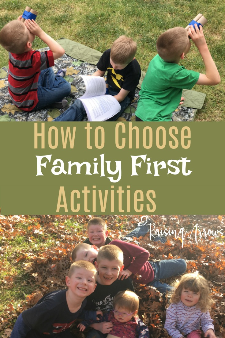 Are extracurricular activities overwhelming you? Learn a better way to choose activities for your family!