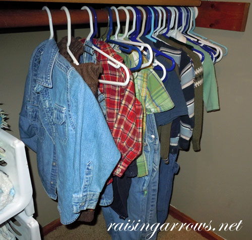 Put Away Clothes Definition ~ Large family moving unpacking raising arrows