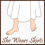She Wears Skirts