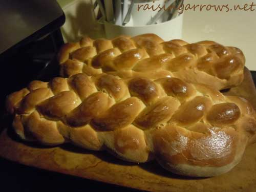 Bread Machine Challah Recipes | Yummly