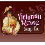 Victorian Rose Soap