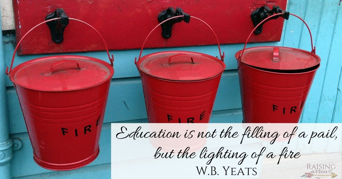 Children are Not Buckets to be Filled