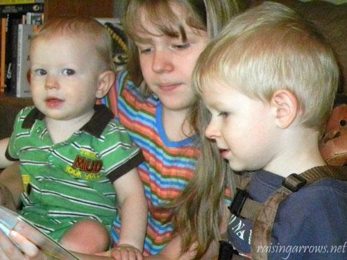 Seeking Out Godly Friends for Your Children   RaisingArrows.net