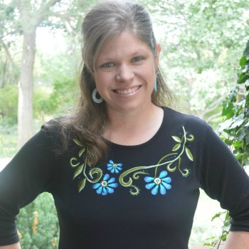 Amy Roberts, author & conference speaking - topics include homeschooling, blogging, child loss, large family life | RaisingArrows.net