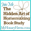 Hidden Art of Homemaking button