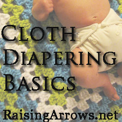 Cloth Diaper Series
