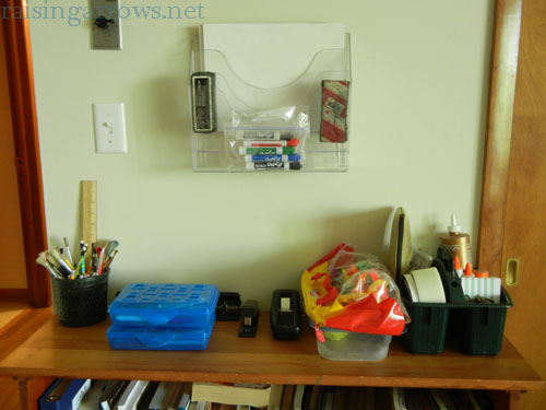 supplies organization