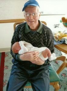 Grandpa and Micah