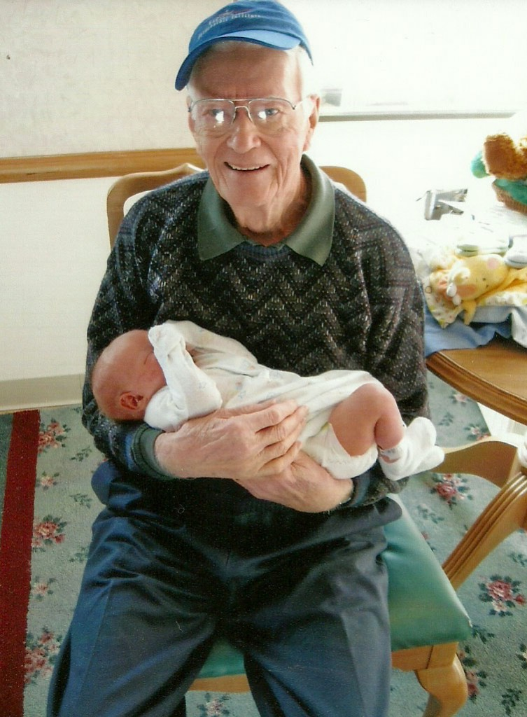 Grandpa and Micah