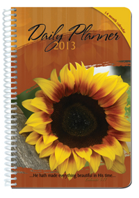 2013 Daily Planner small