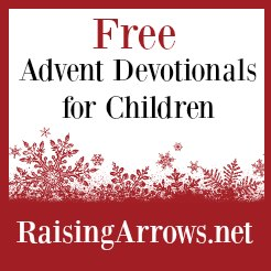 FREE {and almost free} advent devotionals for the entire family! | RaisingArrows.net