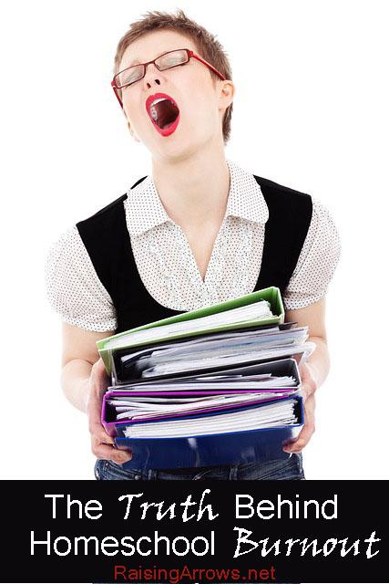 homeschool burnout copy
