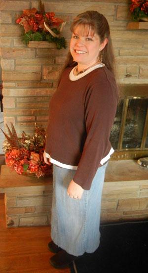 4 weeks postpartum