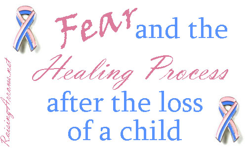 healing after child loss