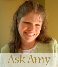 Ask Amy - Messy Young Mommies | RaisingArrows.net
