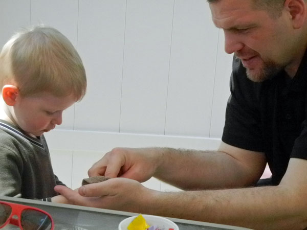 Teaching little ones