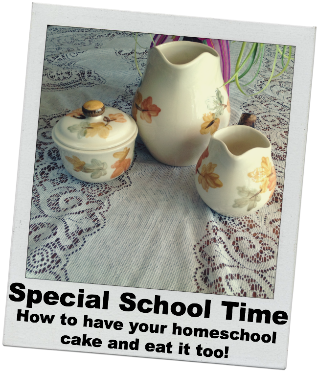 Special School Time | RaisingArrows.net