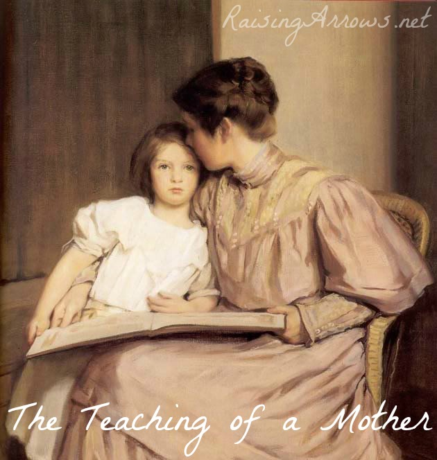 The Teaching of a Mother