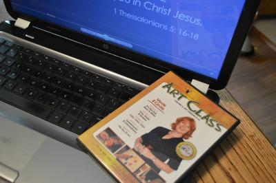 A great Christian homeschool art curriculum