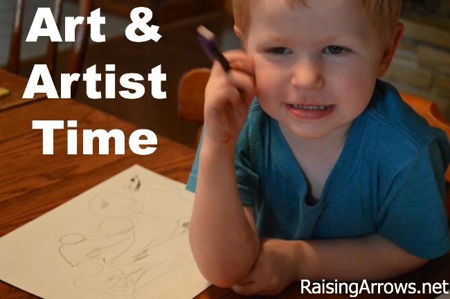 Art & Artist Time