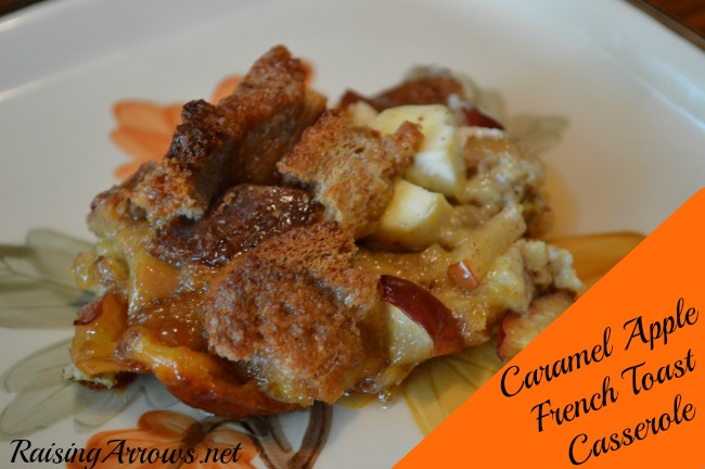 Caramel, Apple, And Cinnamon Breakfast Casserole Recipes — Dishmaps
