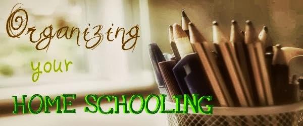 ORGANIZING_homeschooling