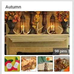 Autumn Pinterest Board AmyArrows