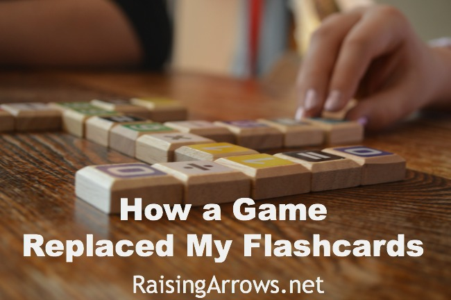 How a Game Replaced My Flashcards | RaisingArrows.net