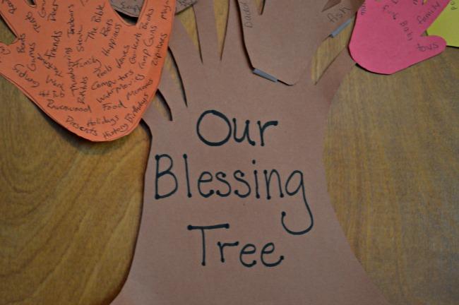 Blessing Tree | RaisingArrows.net