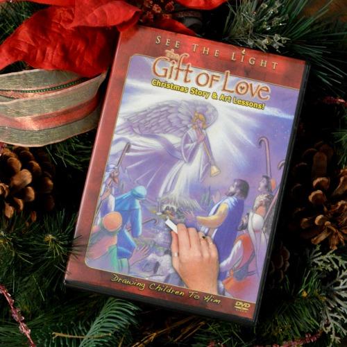 Gift of Love Giveaway + Huge See the Light Sale | RaisingArrows.net