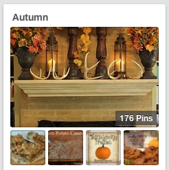 Autumn Pinterest board - Week 25 pregnancy update means we are gearing up for Fall! | RaisingArrows.net