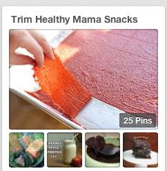 THM Snacks board