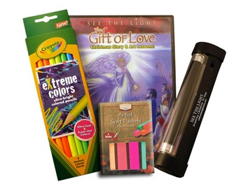 Gift of Love Deluxe Gift Set Giveaway! TODAY ONLY! | RaisingArrows.net