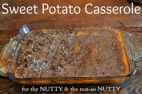 Sweet Potato Casserole | RaisingArrows.net