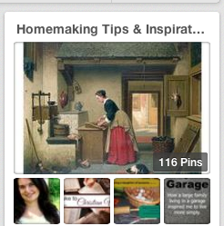 Homemaking Tips & Inspiration Pinterest board - Amy Roberts