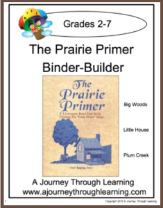 Little House on the Prairie Homeschooling | Raising Arrows