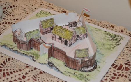 Jamestown Replica