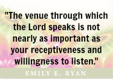 You CAN use technology in your Quiet Times with the Lord! {Truth from Guilt-Free Quiet Times by Emily Ryan}