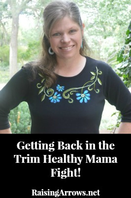 Learning How to Build Trim Healthy Mama Meals {+ FREE veggie guide!} | RaisingArrows.net