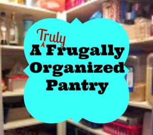 frugal pantry
