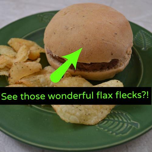 Homemade Rolls/Buns (uses all whole wheat, coconut oil, and flax instead of egg!) | RaisingArrows.net