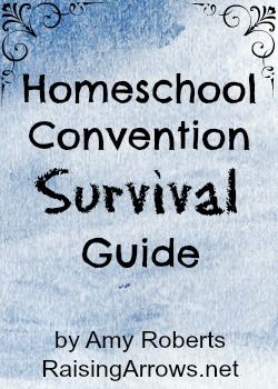 Homeschool Convention Time! {Welcome Home Wednesday}
