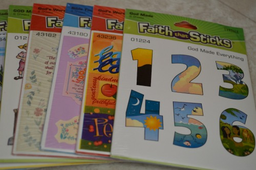 Faith That Sticks (review & giveaway) | RaisingArrows.net