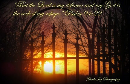 The Lord is my Defence | Gentle Joy Photography