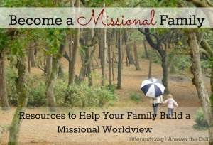 Missional Family