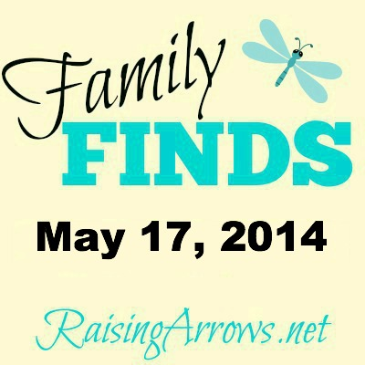 Family Finds {Cookbooks, Free ebook, Translation Fundraiser} - May 17, 2014