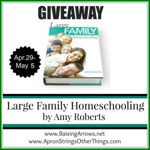 Giveaways on Apron Strings!