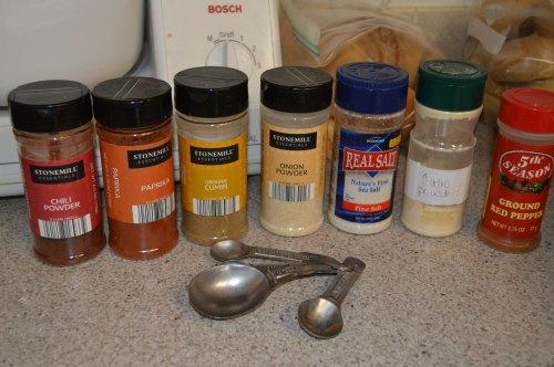 Homemade Taco Seasoning {in bulk} | RaisingArrows.net