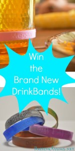 Win the Brand New DrinkBands on RaisingArrows.net!