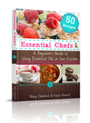 Essential Chefs - Using Essential Oils in Your Cooking